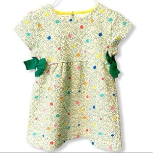 Zara Baby | Short Sleeved Floral Dress (9-12 mos)